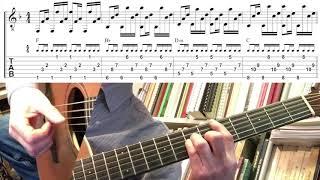 Shotgun Acoustic Version George Ezra Guitar lesson.mp3