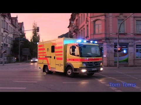 (selten) RTW 83/1 DRK Pirna + RTW-Ü BF...
