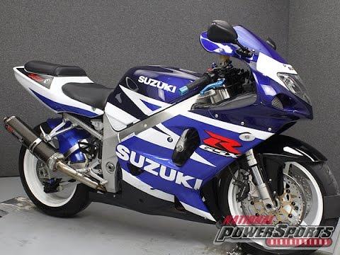 2003 SUZUKI GSXR750 - National Powersports Distributors