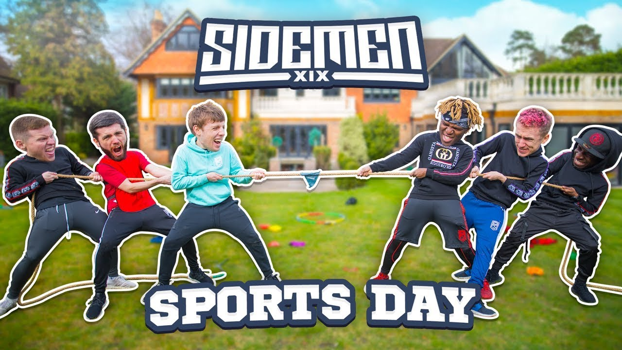 Download SIDEMEN SPORTS DAY