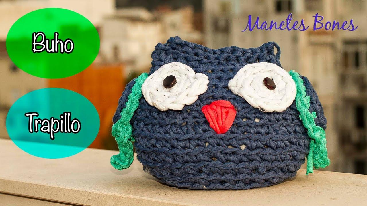 Atractivo Patrones De Crochet Libre De Búho Cresta - Ideas de ...