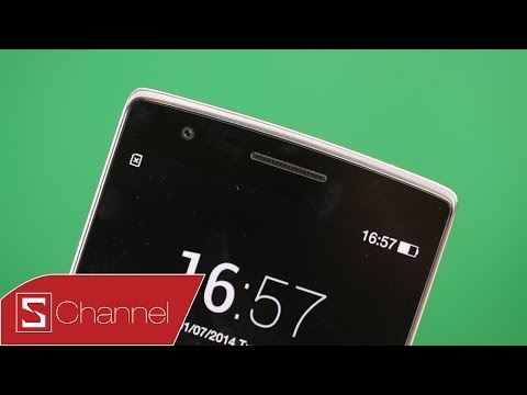 Schannel - Đánh giá OnePlus One: Màn hình đẹp, cấu hình cao, CM11S nhiều tuỳ biến