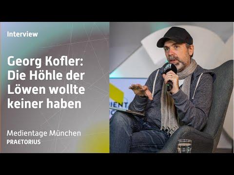 Die Höhle der Löwen wollte keiner haben - Georg Kofler über innovatives Fernsehen