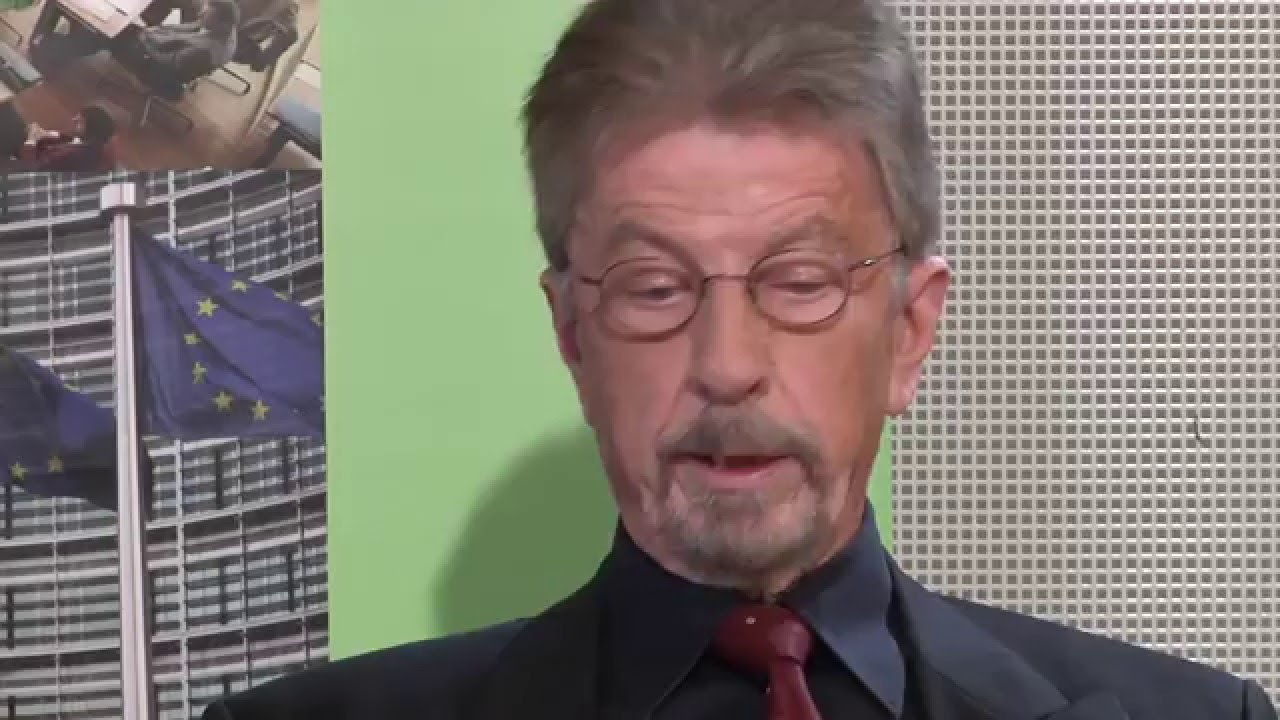 Youtube Video: Donnerstagsgespräch: Prof. Peter Hampe - Zwischen Brache und blühenden Landschaften