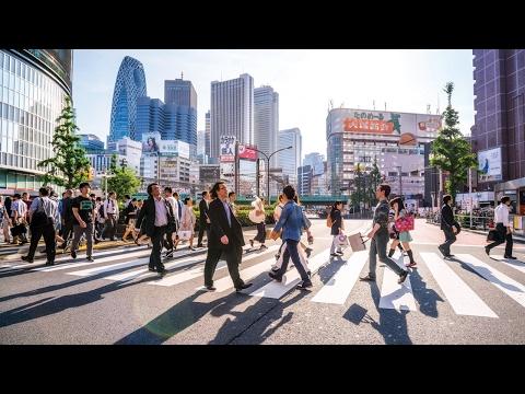 Melihat Tata Kota Fukuoka ft. Ikram Idris