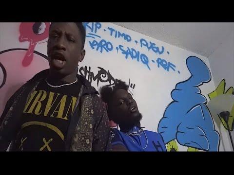 Scarfo Da Plug ft. Coca Vango - Bless Up (Music Video)