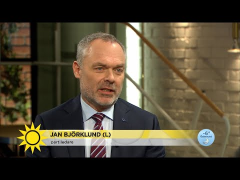 """Jan Björklund: """"De som har gjort de stora sakpolitiska eftergifterna är Social… - Nyhetsmorgon (TV4)"""