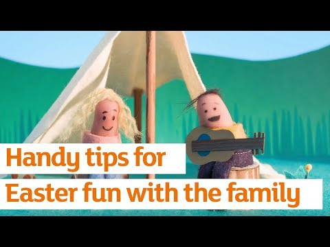 Handy tips for Easter fun with the family | Sainsbury's