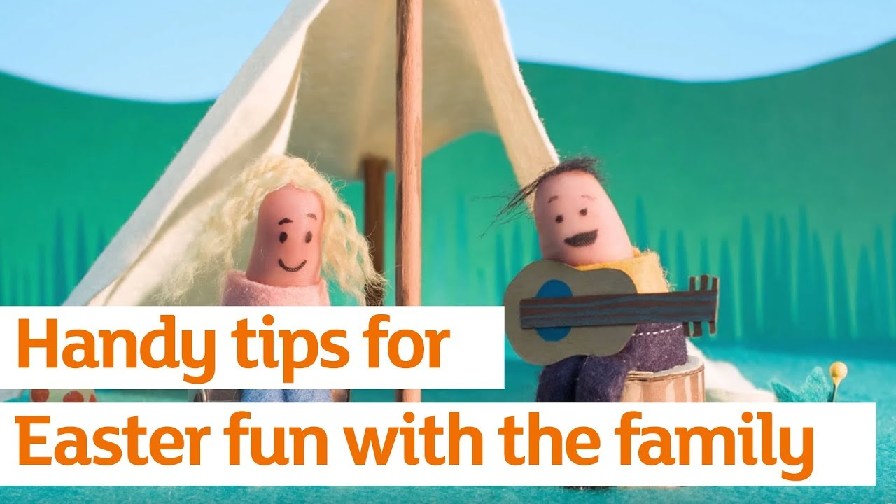 Handy tips for easter fun with the family sainsburys youtube handy tips for easter fun with the family sainsburys negle Choice Image