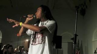 Topaz Jones at The Clearmountain Festival - 8/26/16 thumbnail