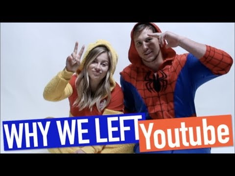 Why We Left Youtube Draw My Life | Shawn Johnson
