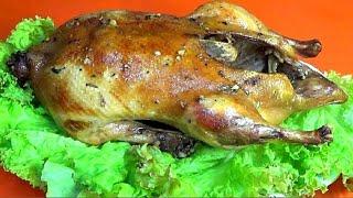 Запеченная утка в духовке