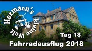 Tag 18 - Fahrradausflug 2018 | Fuldaradweg, Melsungen bis Oberzell