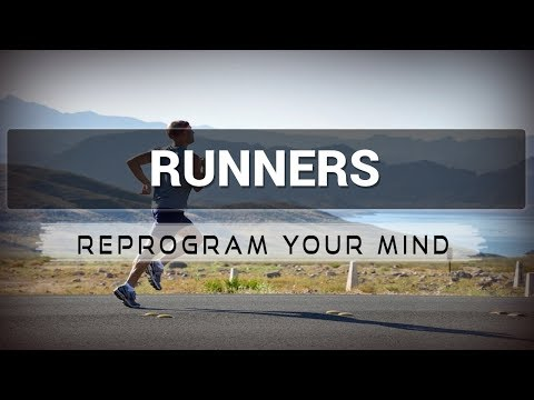 Runners affirmations mp3 music audio - Law of attraction - Hypnosis - Subliminal