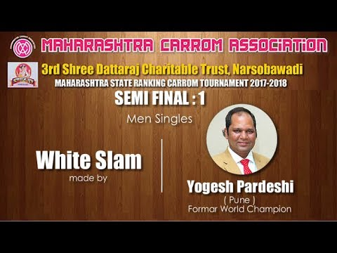 White Slam made by Yogesh Pardeshi ( Pune )