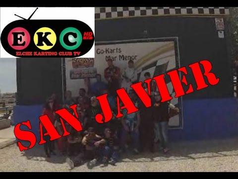 EKC-TV 19-04-2015 (SAN JAVIER - MURCIA) II CAMPEONATO LA EKC