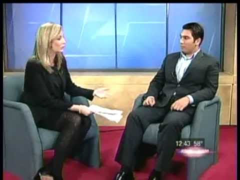 Rickey Ricardo Garcia -  Opera Star - Interview in English