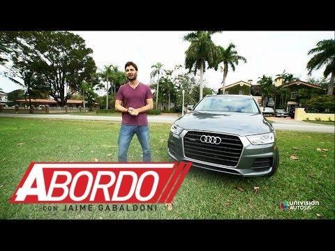 Audi Q3 2016 - Prueba A Bordo [Full]