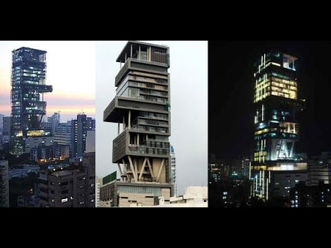 Anil Ambani's New House- Reliance | India's richest man Anil Ambani Residence(Most Expensive House)