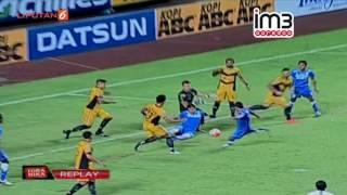 Pertandingan Persib vs Mitra Kukar ( ISC 2016 )