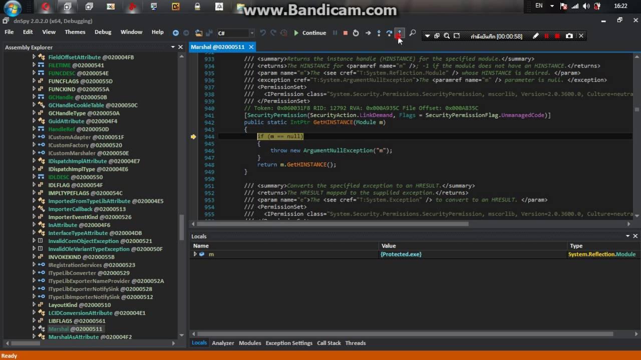 ConfuserEx Trick Remove Anti Tamper (DnSpy)