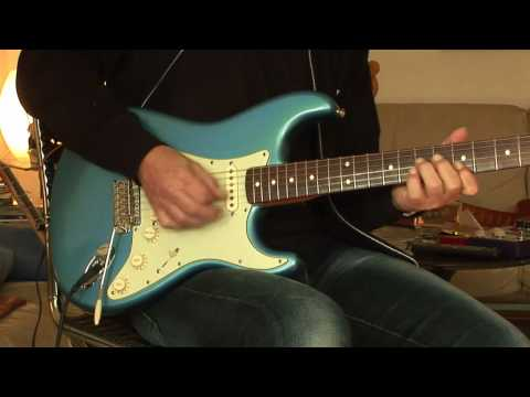 Fender Classic Strat (with Texas Special Pickups)