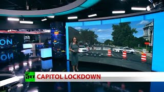 FULL SHOW: Capitol bomb threat suspect surrenders