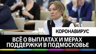 Меры социальной поддержки в Московской области