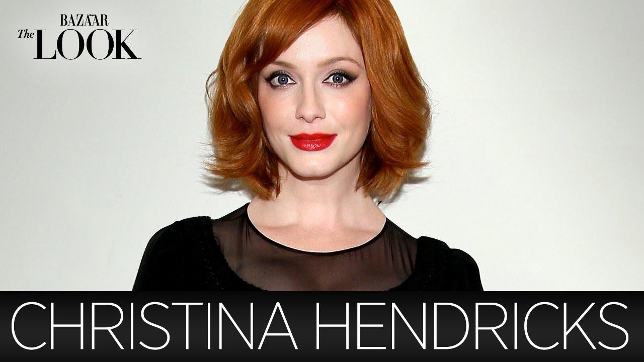 What helps Christine Hendricks look amazing 07/30/2010