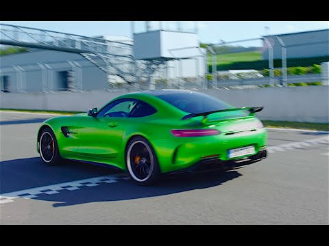 mercedes amg gt r launch control race mode demo track. Black Bedroom Furniture Sets. Home Design Ideas