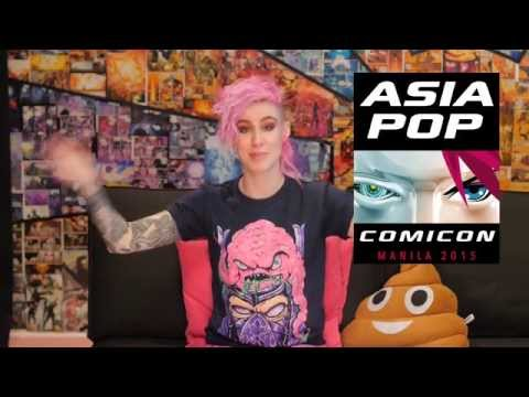 My First International Trip to The Philippines! ASIA POP Comicon► Episode 88: The CBG19 Show