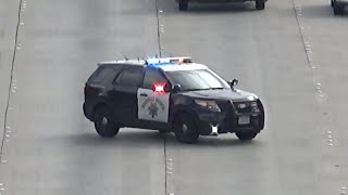 CHP Traffic Break (San Diego)
