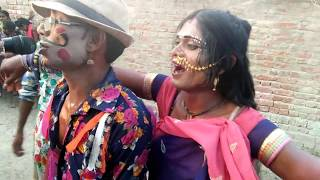 dehati Comedy nautantki nach desi nautanki bhojpuri nutanki nach dehati nautanki