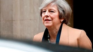 Theresa May Tries to Win Power to Trigger Brexit