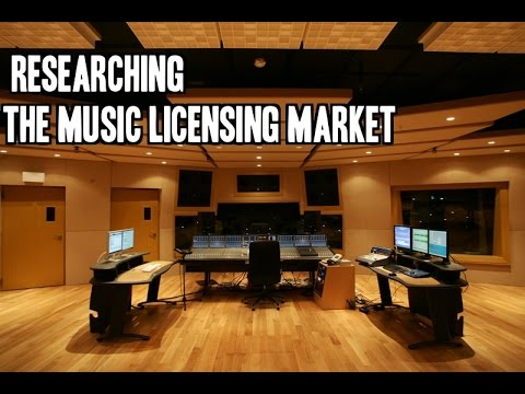 Researching The Music Licensing Market