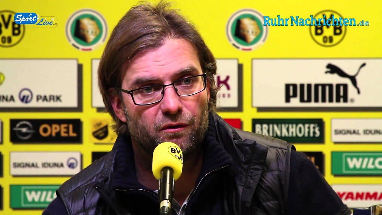 BVB Pressekonferenz vom 17. Dezember 2012 vor dem Pokalachtelfinale zwischen Borussia Dortmund und Hannover 96