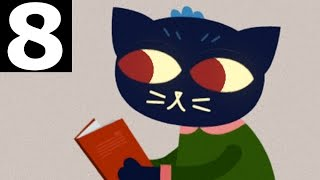 Night In The Woods Part 8 - Library - Walkthrough Gameplay (No Commentary) (Indie Adventure Game)