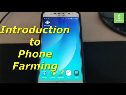 What is Phone Farming? Phone Farming for Beginners
