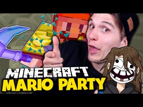 ENDLICH WIEDER GESUND! & TANZEN MIT GERMANLETSPLAY ✪ Minecraft Mario Party