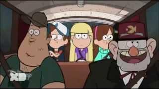 怪奇ゾーングラビティーフォールズ - Singing the Driving Song (Japanese)