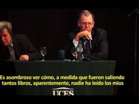 Dr. Barry Sears en Argentina