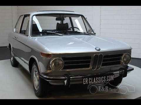 BMW 2002 Coupé 1973 Round rear lights -VIDEO- www.ERclassics.com