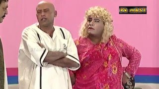 Best of Akram Udass and Agha Majid with Sohail Ahmed Pakistani Stage Drama Comedy Clip | Pk Mast