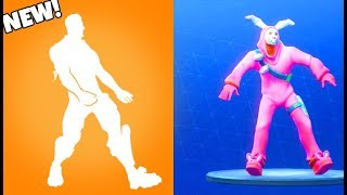NEW! BOOGIE DOWN Dance EMOTE! With different skins (Showcase) Fortnite Battle Royale