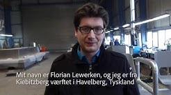 Ny solbåd på vej til Ry - New solar boat for Denmark
