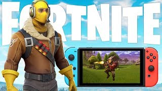SO MANY NOOBS! - 1500+ Fortnite Wins -  Fortnite Battle Royale On The Nintendo Switch!