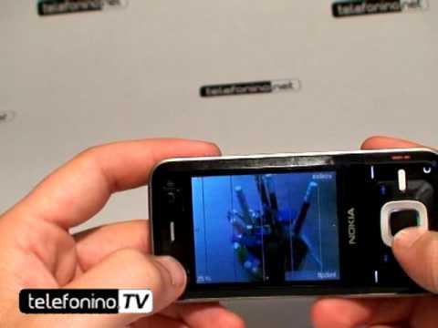 Nokia N81 8Gb videoprova di telefonino.net