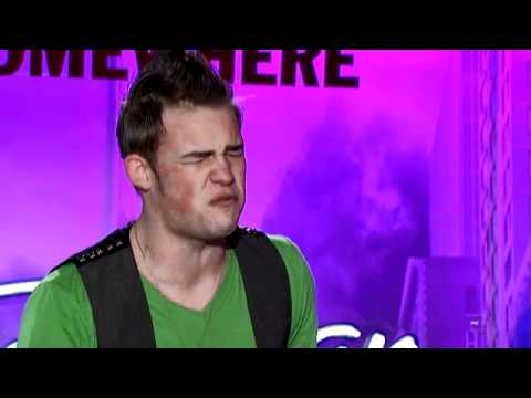 James Durbin - American Idol Audition 2011