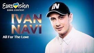 Ivan NAVI – All For The Love – Национальный отбор на Евровидение-2019. Второй полуфинал