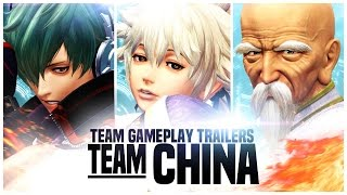 THE KING OF FIGHTERS XIV | Team China Trailer | PS4